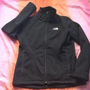 The North Face Women's Jacket Black Medium Black